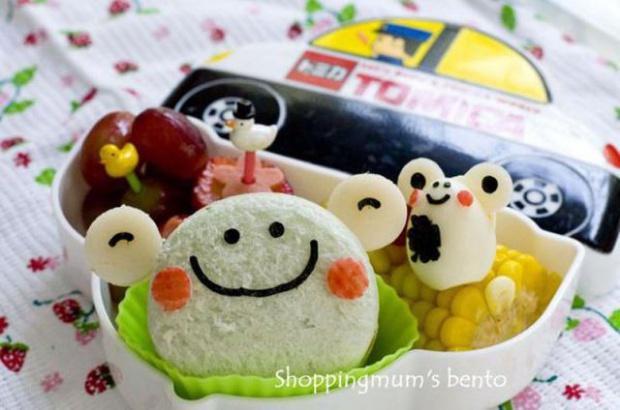 Comida japonesa para crianças 02