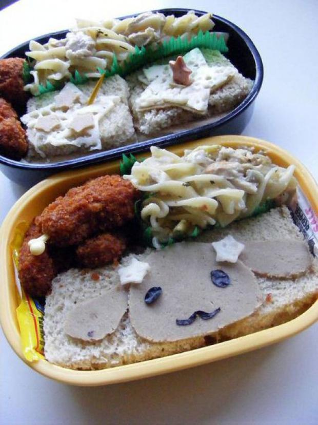 Comida japonesa para crianças 07
