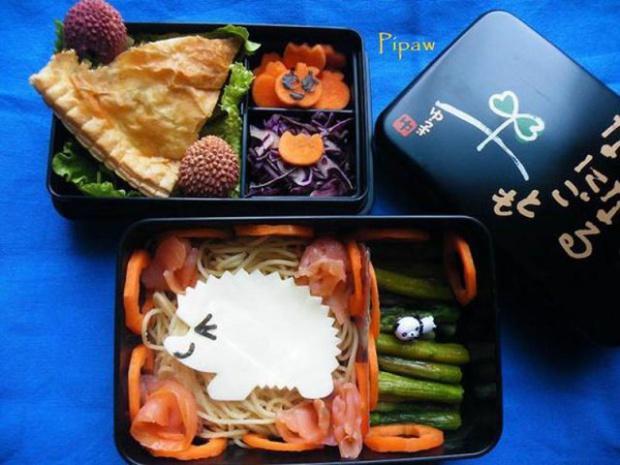 Comida japonesa para crianças 08
