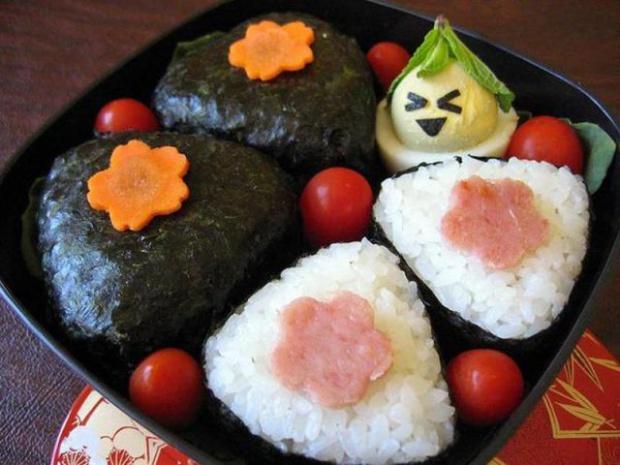 Comida japonesa para crianças 09