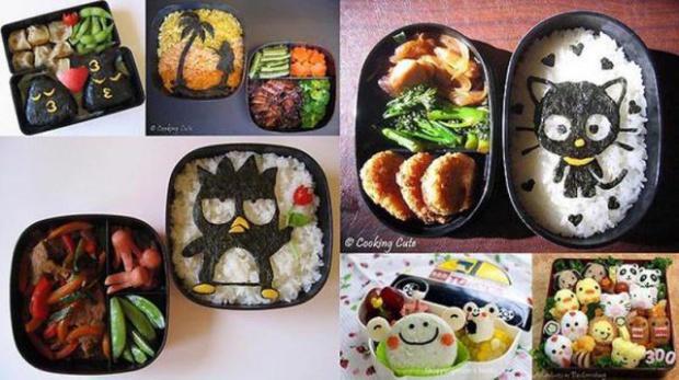 Comida japonesa para crianças 10
