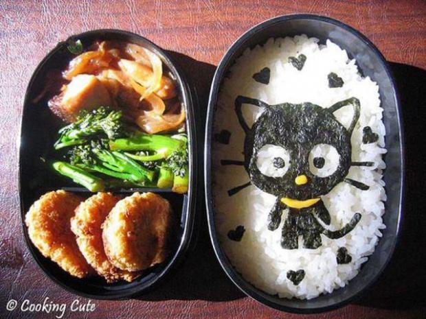 Comida japonesa para crianças 11