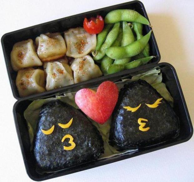 Comida japonesa para crianças 12