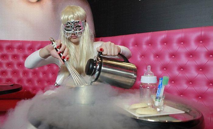 Baby Gaga - Sorvete de leite materno