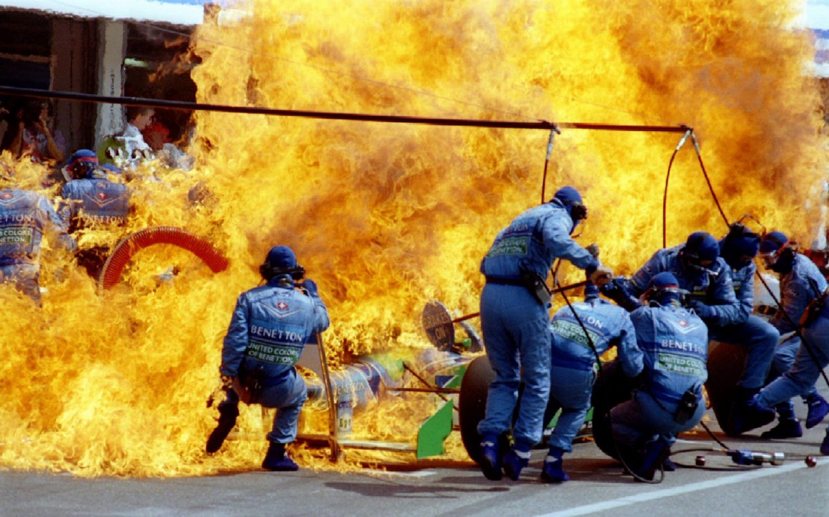 56 das fotografias mais poderosas já feitas pela Reuters 02