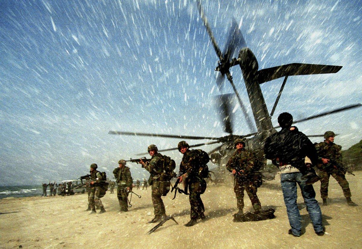 56 das fotografias mais poderosas já feitas pela Reuters 18