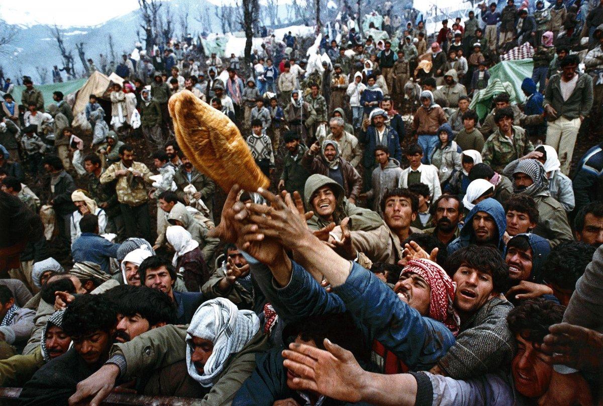 56 das fotografias mais poderosas já feitas pela Reuters 21
