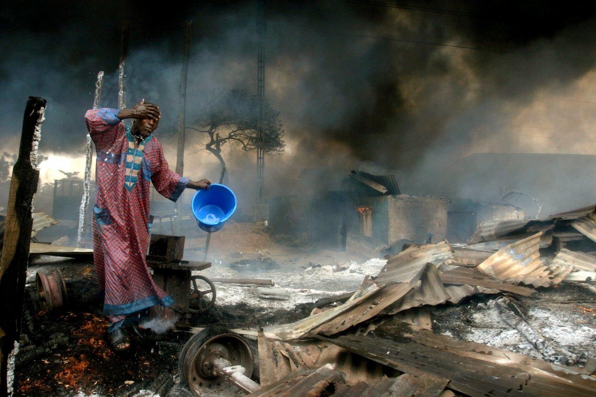 56 das fotografias mais poderosas já feitas pela Reuters 36