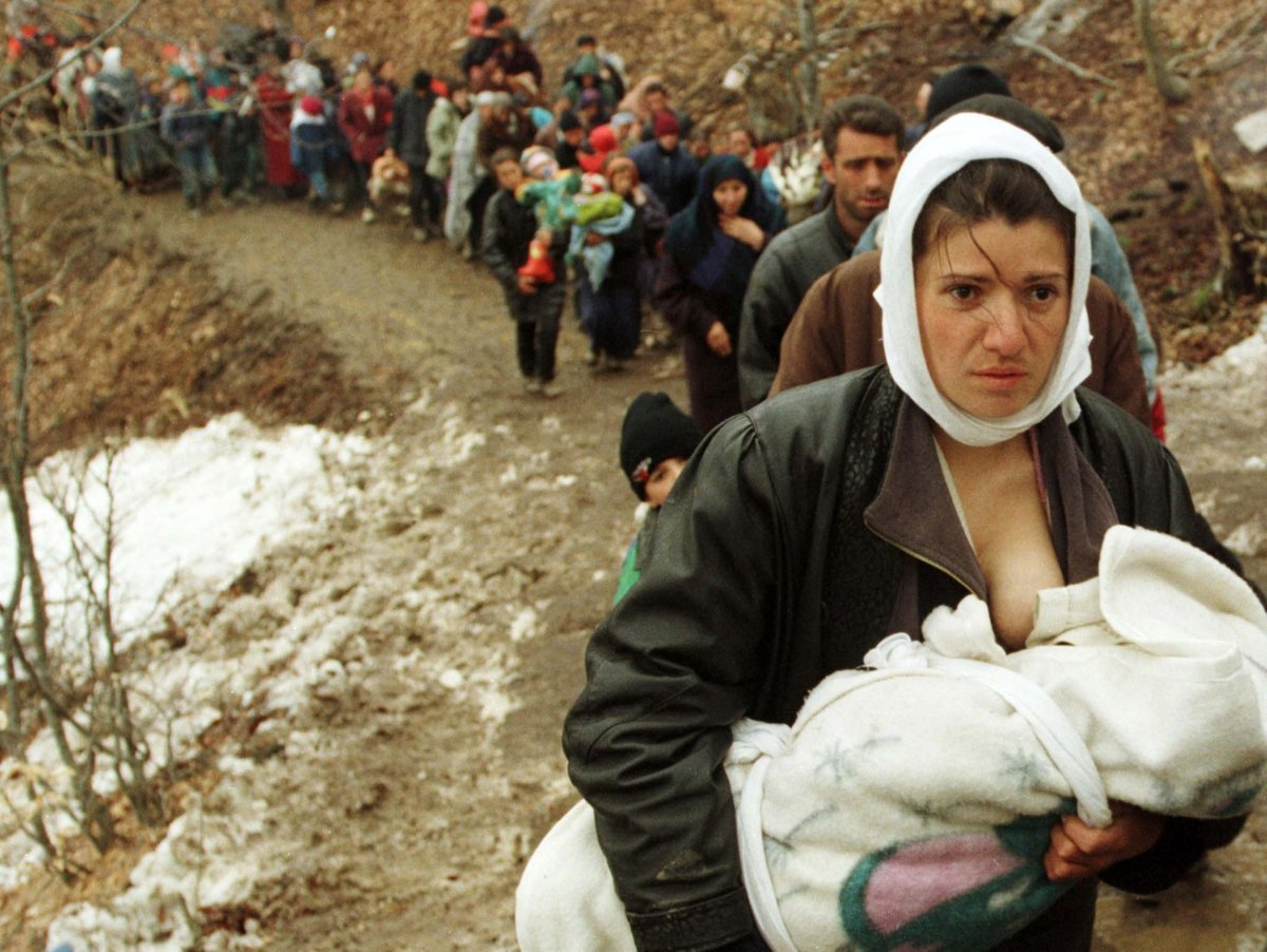56 das fotografias mais poderosas já feitas pela Reuters 50