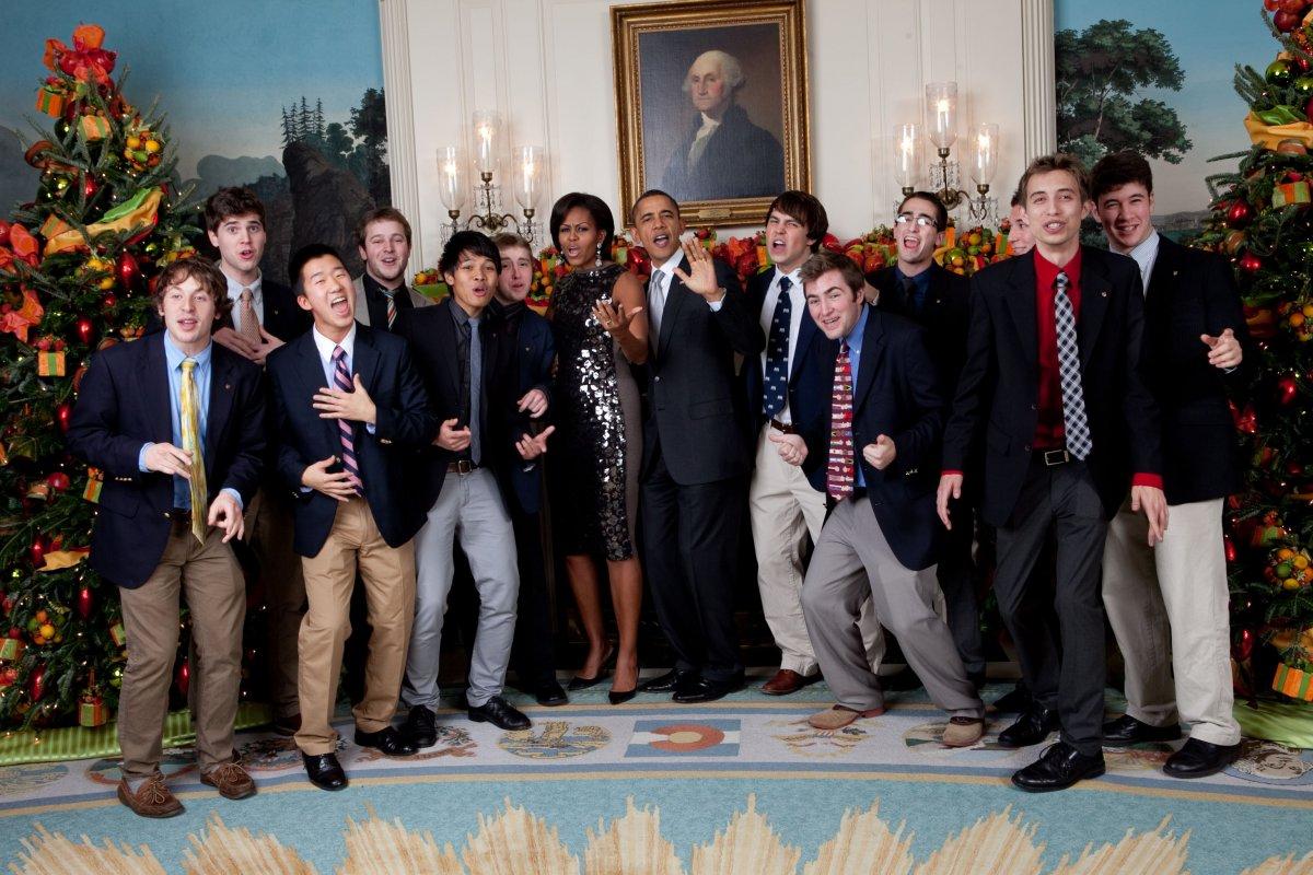 Fot�grafo de Obama: 2 milh�es de fotos em 8 anos 09