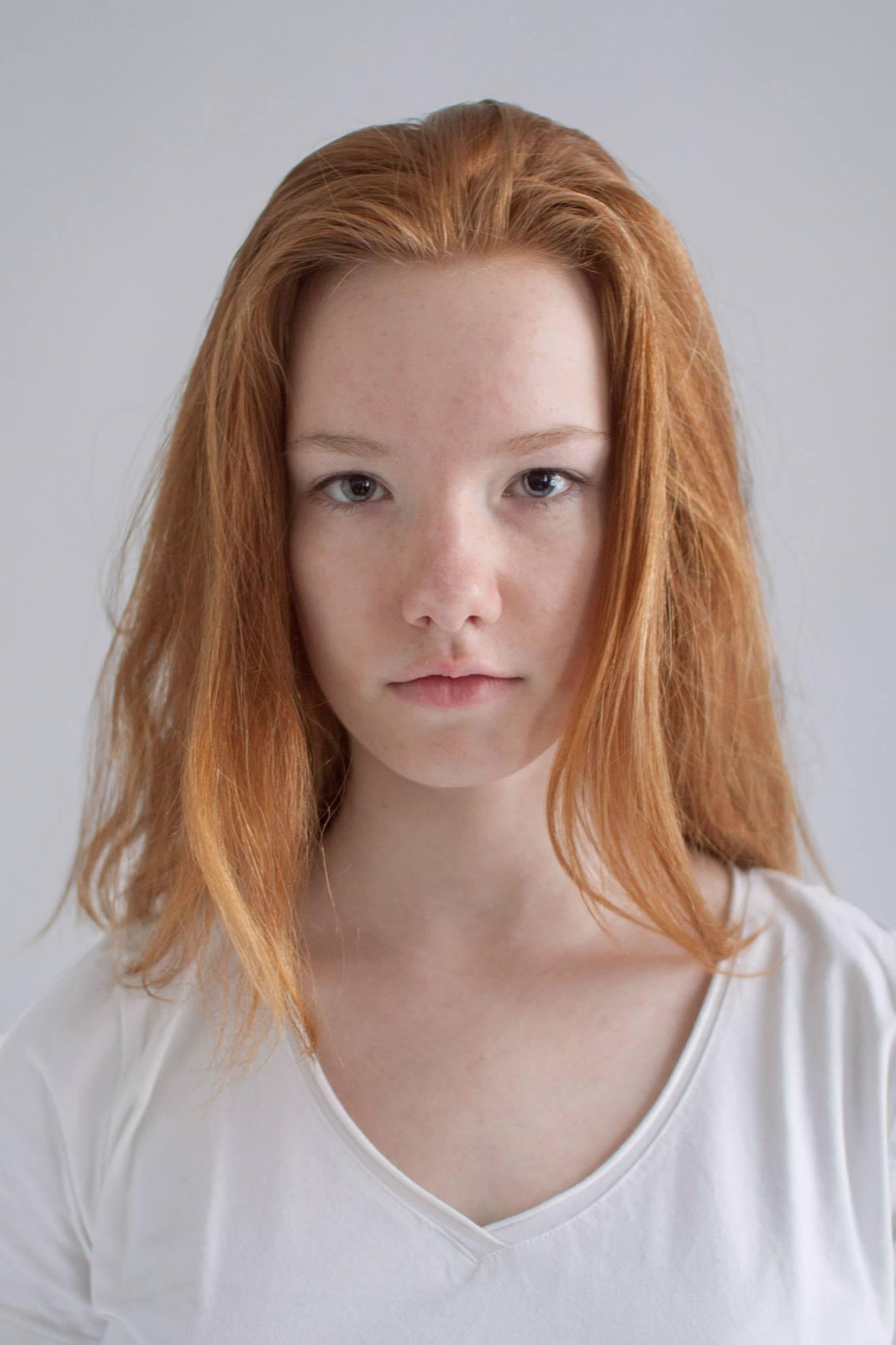 Projeto Ginger: Retratos que lutam contra a discriminação aos ruivos 02