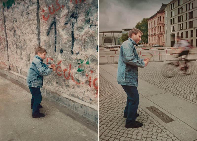 De volta para o futuro, o antes e o depois 2