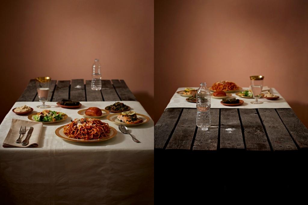 Breve hist�ria visual do que comem os ricos e os pobres 02