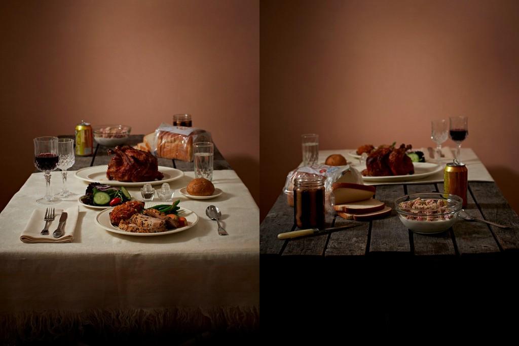 Breve hist�ria visual do que comem os ricos e os pobres 03