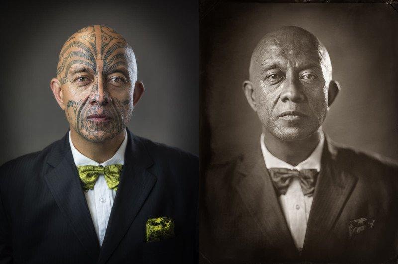 Por que algumas tatuagens simplesmente desapareciam da pele nas primeiras fotos do século XIX 02