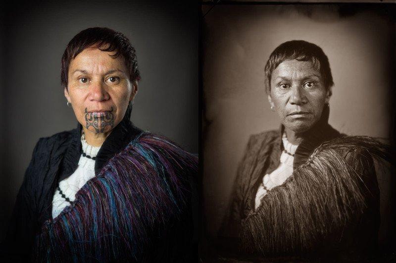 Por que algumas tatuagens simplesmente desapareciam da pele nas primeiras fotos do século XIX 07