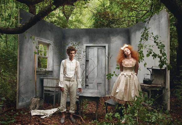 Vida de fotógrafo por Annie  Leibovitz 10