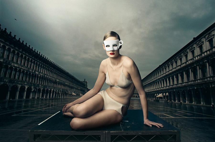 Vida de fotógrafo por Annie  Leibovitz 32