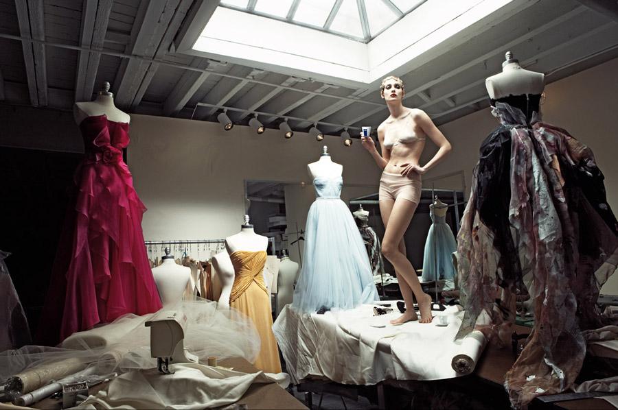 Vida de fotógrafo por Annie  Leibovitz 34