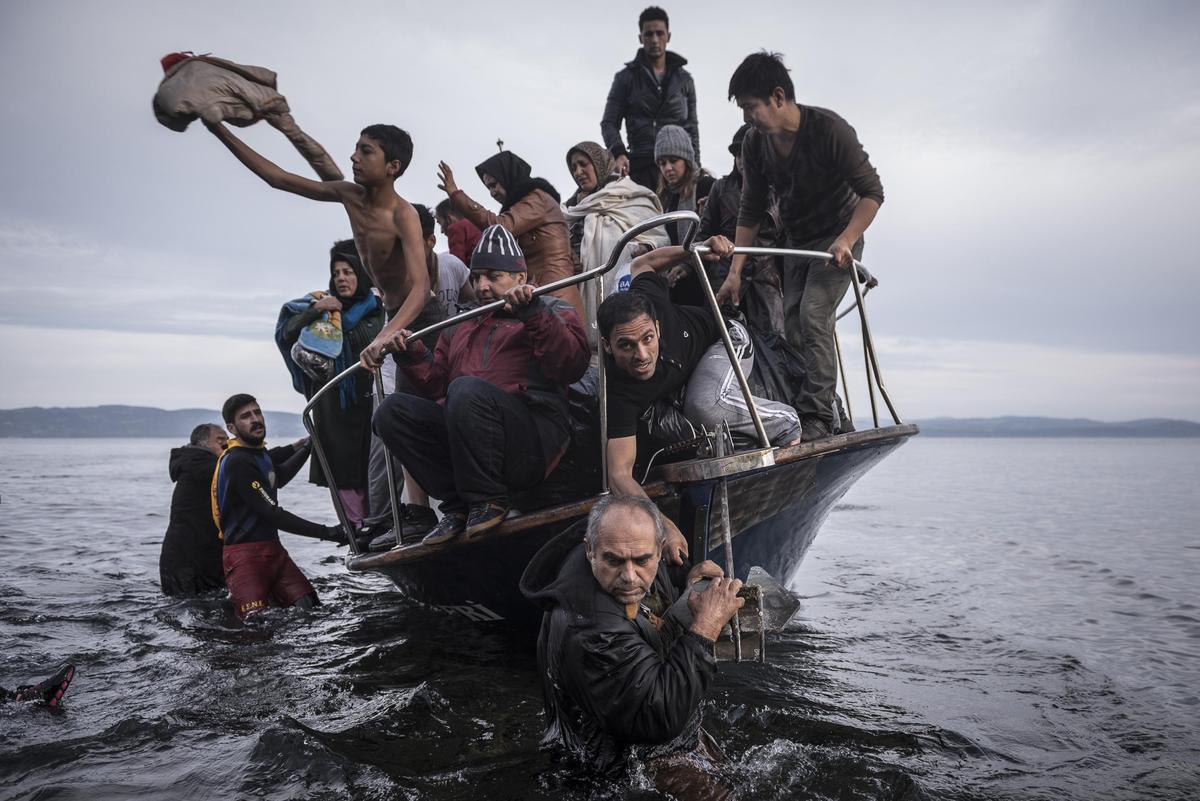As 45 melhores imagens do World Press Photo 2016 16