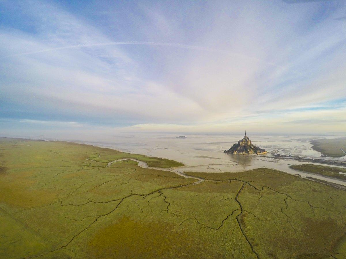 As fotos mais impressionantes feitas por drones em 2015 (até agora) 05