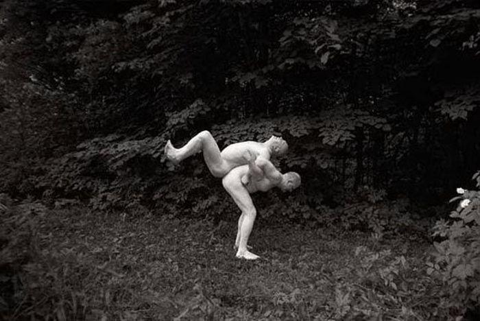 Fotos em P&B fantasticamente estranhas 14