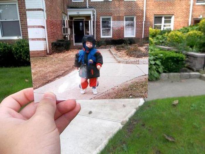 As fotos encontram a realidade 14