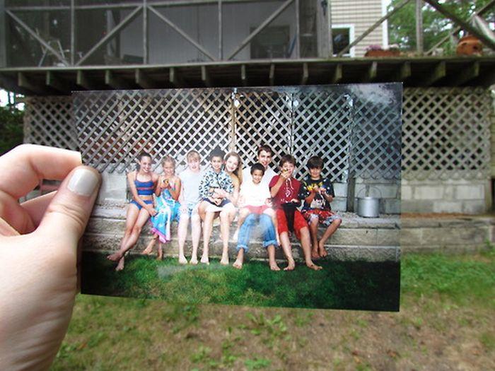 As fotos encontram a realidade 38