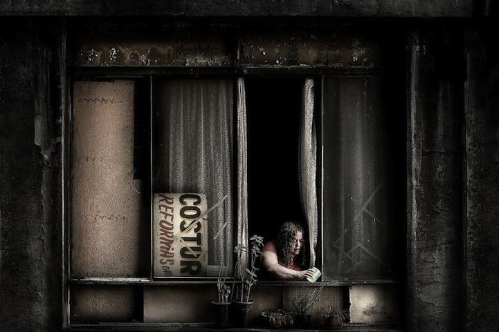 Cada janela, uma história de Julio Bittencourt 24