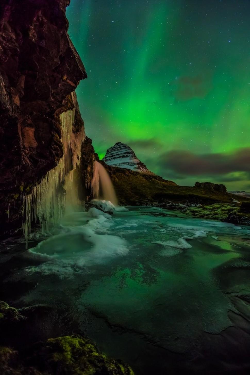 Candidatas a melhores fotografias da National Geographic durante 2014 41