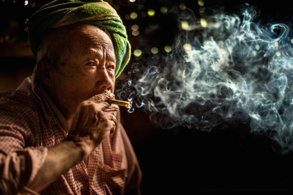 Candidatas a melhores fotografias da National Geographic durante 2014 57