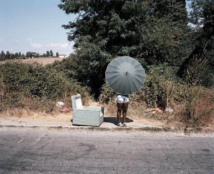 Nigerianas trabalhadoras do sexo na Itália 01