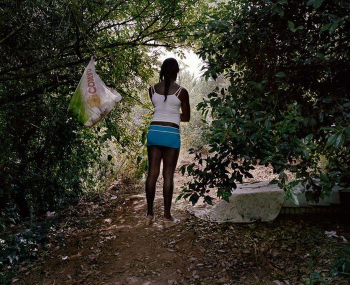 Nigerianas trabalhadoras do sexo na Itália 09