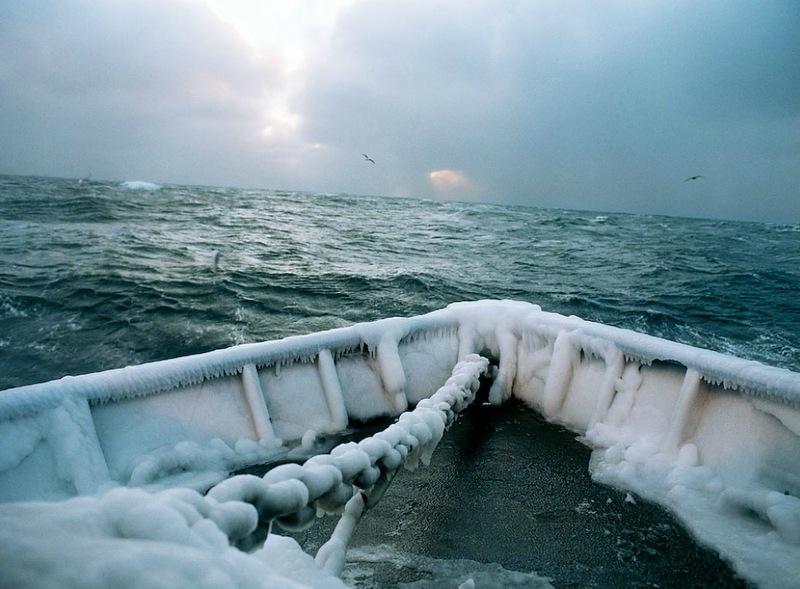 A perigosa aventura da pesca em alto-mar 02