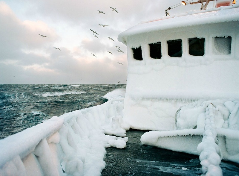 A perigosa aventura da pesca em alto-mar 06