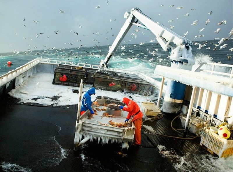 A perigosa aventura da pesca em alto-mar 09