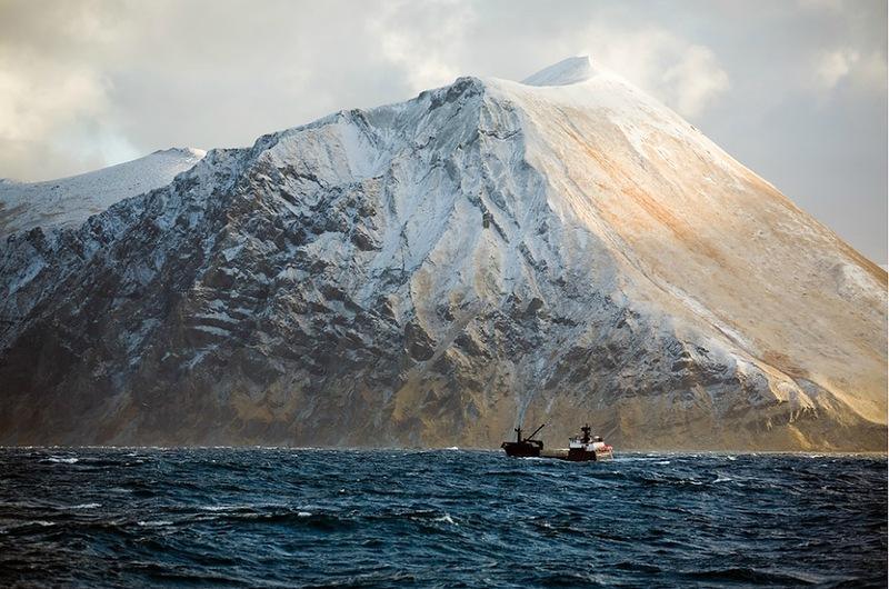 A perigosa aventura da pesca em alto-mar 10
