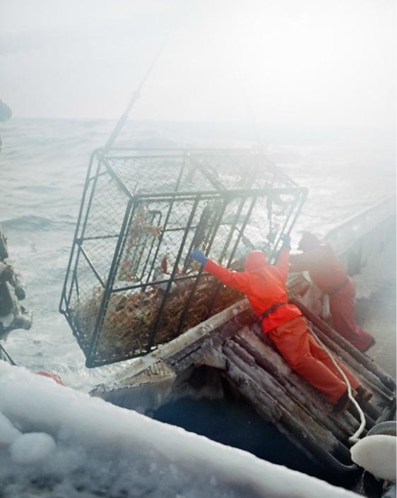 A perigosa aventura da pesca em alto-mar 11