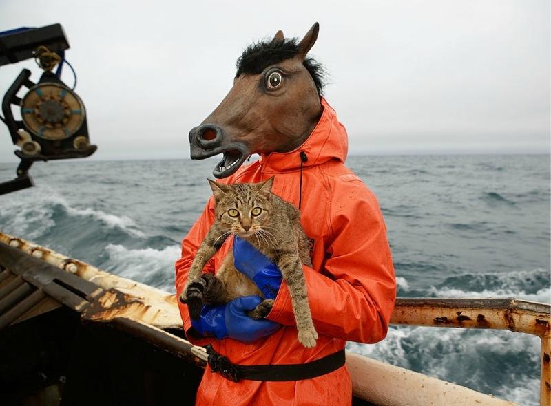 A perigosa aventura da pesca em alto-mar 13