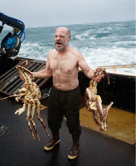 A perigosa aventura da pesca em alto-mar 14