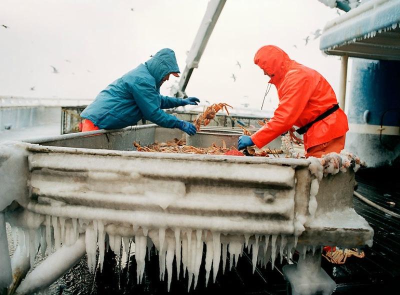 A perigosa aventura da pesca em alto-mar 18