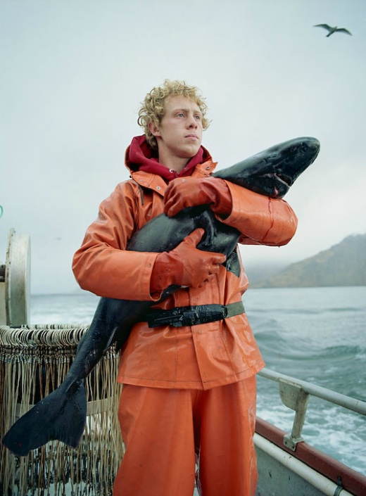 A perigosa aventura da pesca em alto-mar 21