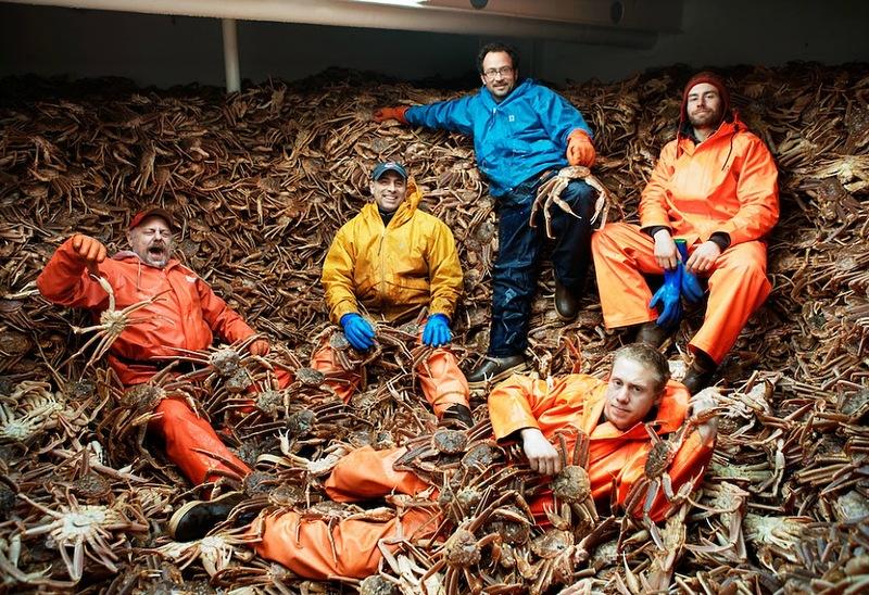 A perigosa aventura da pesca em alto-mar 22
