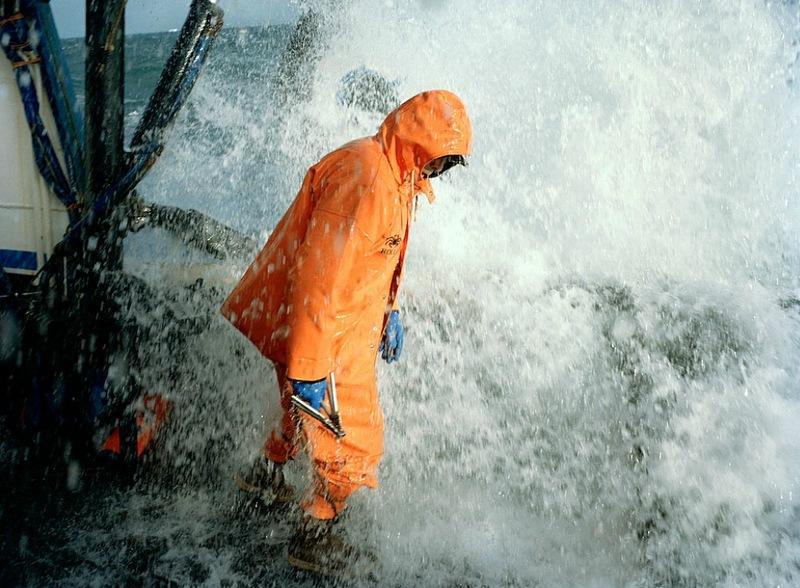 A perigosa aventura da pesca em alto-mar 27
