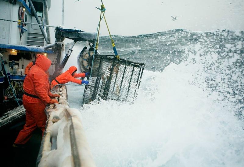 A perigosa aventura da pesca em alto-mar 29