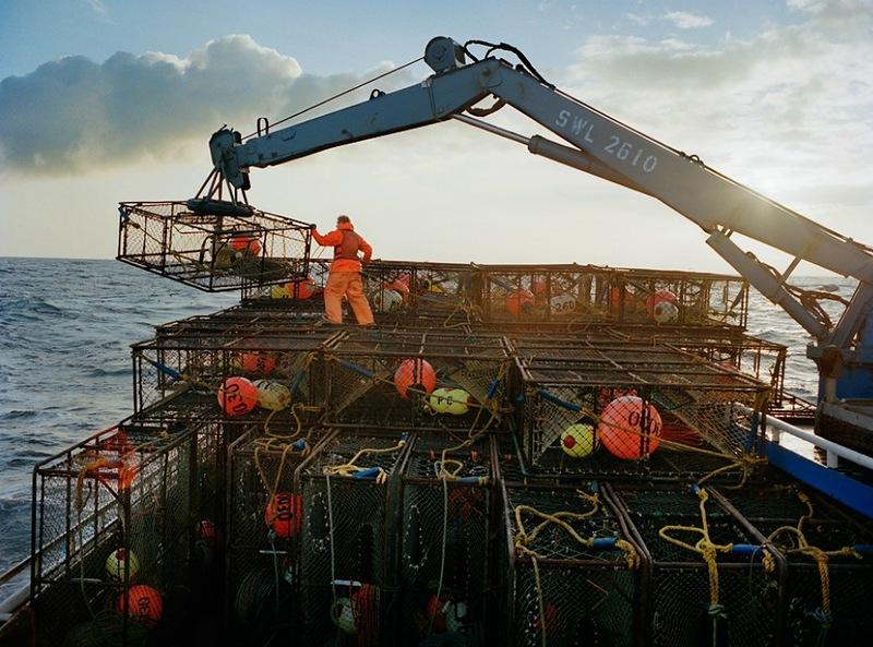 A perigosa aventura da pesca em alto-mar 32