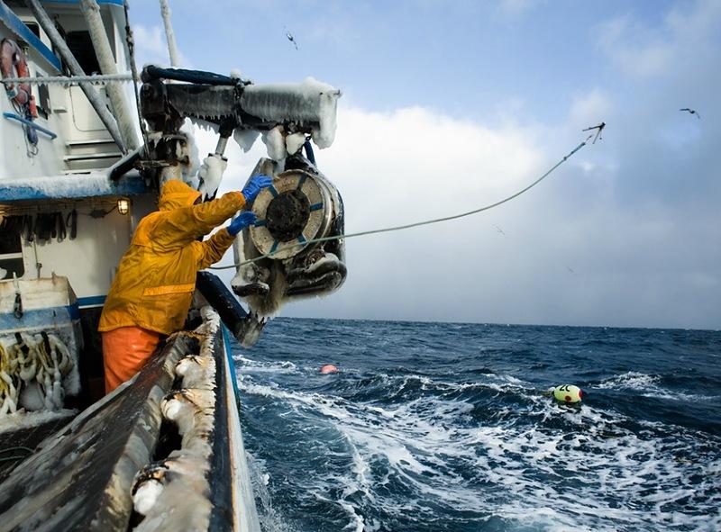 A perigosa aventura da pesca em alto-mar 33