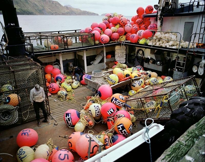 A perigosa aventura da pesca em alto-mar 34
