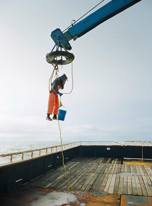 A perigosa aventura da pesca em alto-mar 35