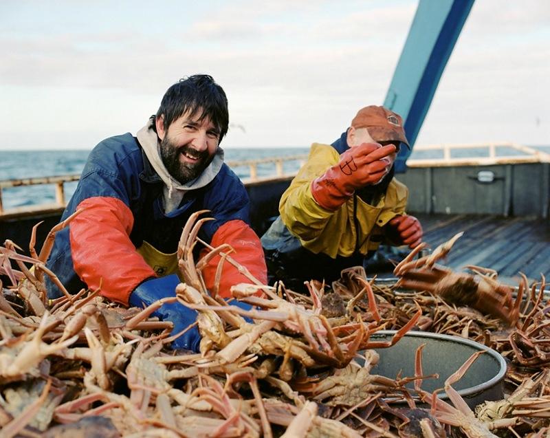 A perigosa aventura da pesca em alto-mar 36